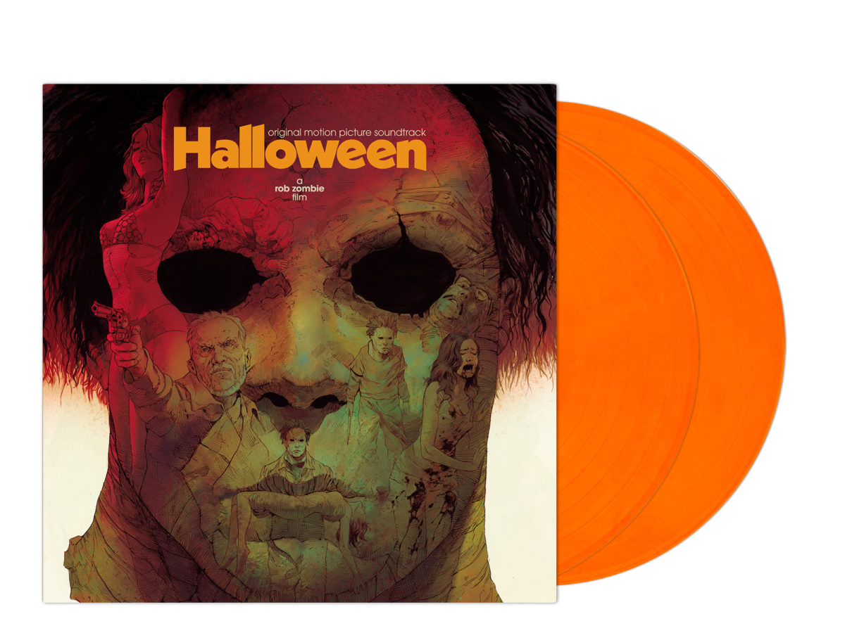 Halloween Soundtrack 2020 Runtime Waxwork Records Releasing Rob Zombie's Halloween 1&2 Soundtracks