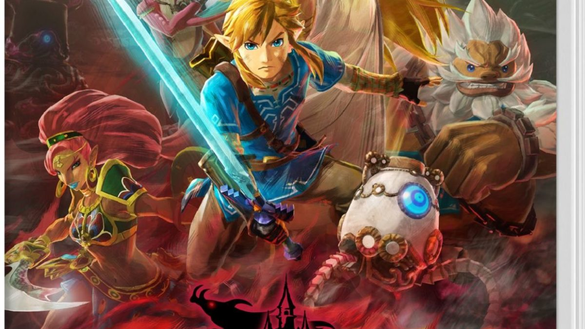 Nintendo Reveals Hyrule Warriors Age Of Calamity For Switch