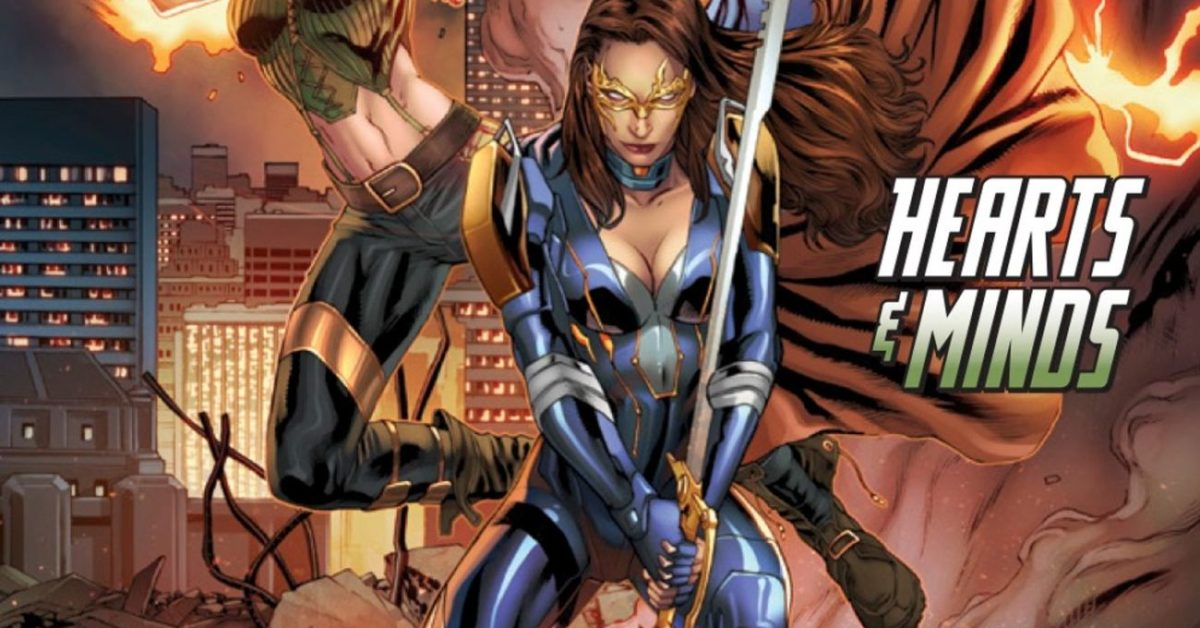 Belle: Hearts & Minds Review: Horror & Superhero Action