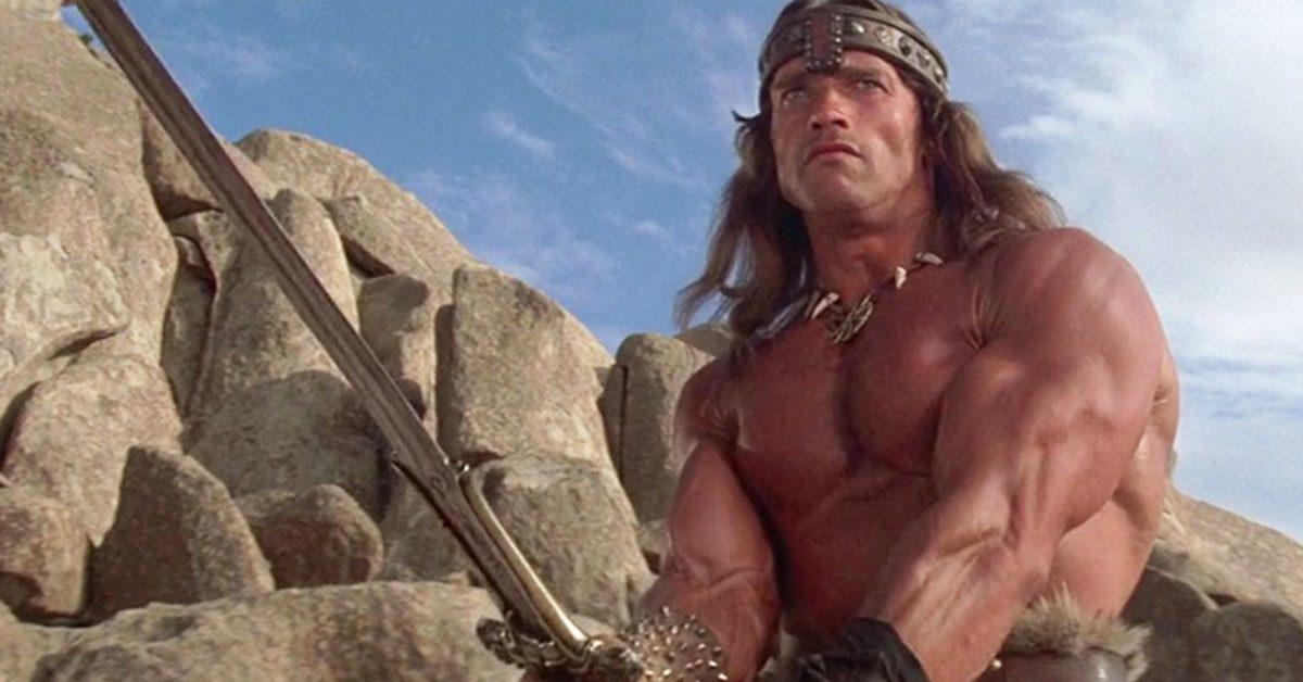 Conan The Barbarian - Netflix Developing Live-Action Series: Report