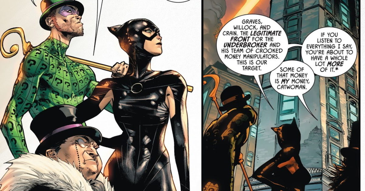 How Catwoman Creates Batman's New Reality In 2021 (Spoilers)