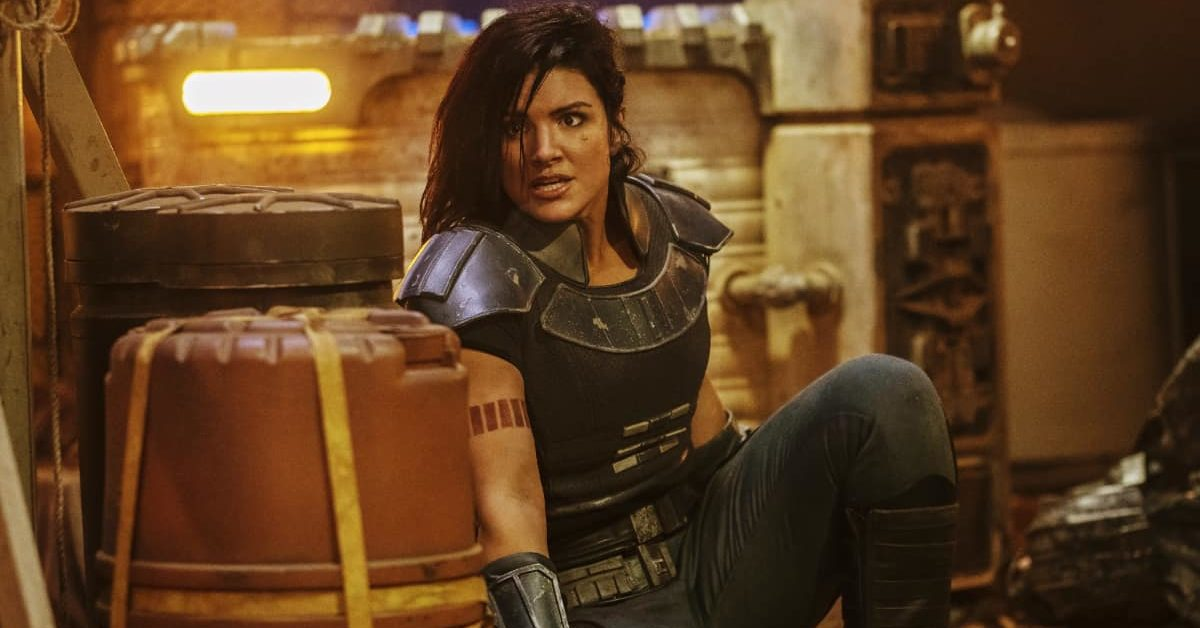 Disney CEO Defends Company from Gina Carano Firing Accusation