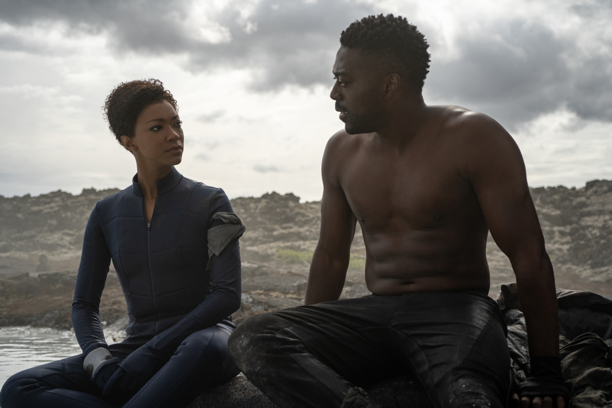 "Star Trek: Discovery S03 Review: ""The Hope Is In You"" Bold New Footing"