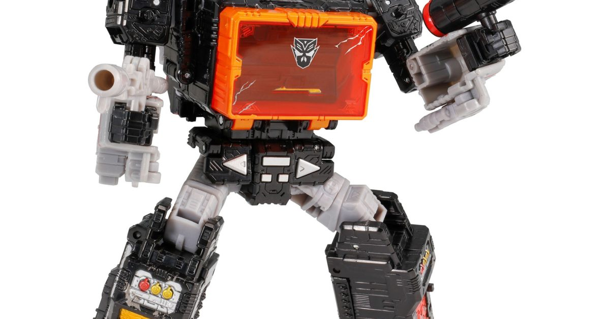 Transformers Newest Import Soundblasters Arrives at Hasbro Pulse