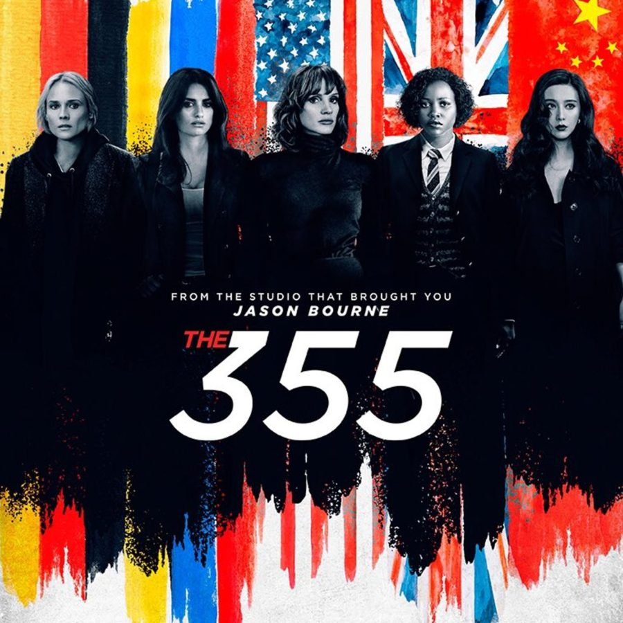 Download Filme As Agentes 355 Torrent 2022 Qualidade Hd
