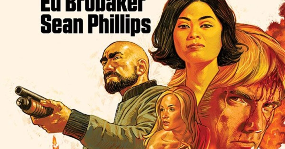 Ed Brubaker and Sean Philips Reckless Sequel, Friend Of The Devil