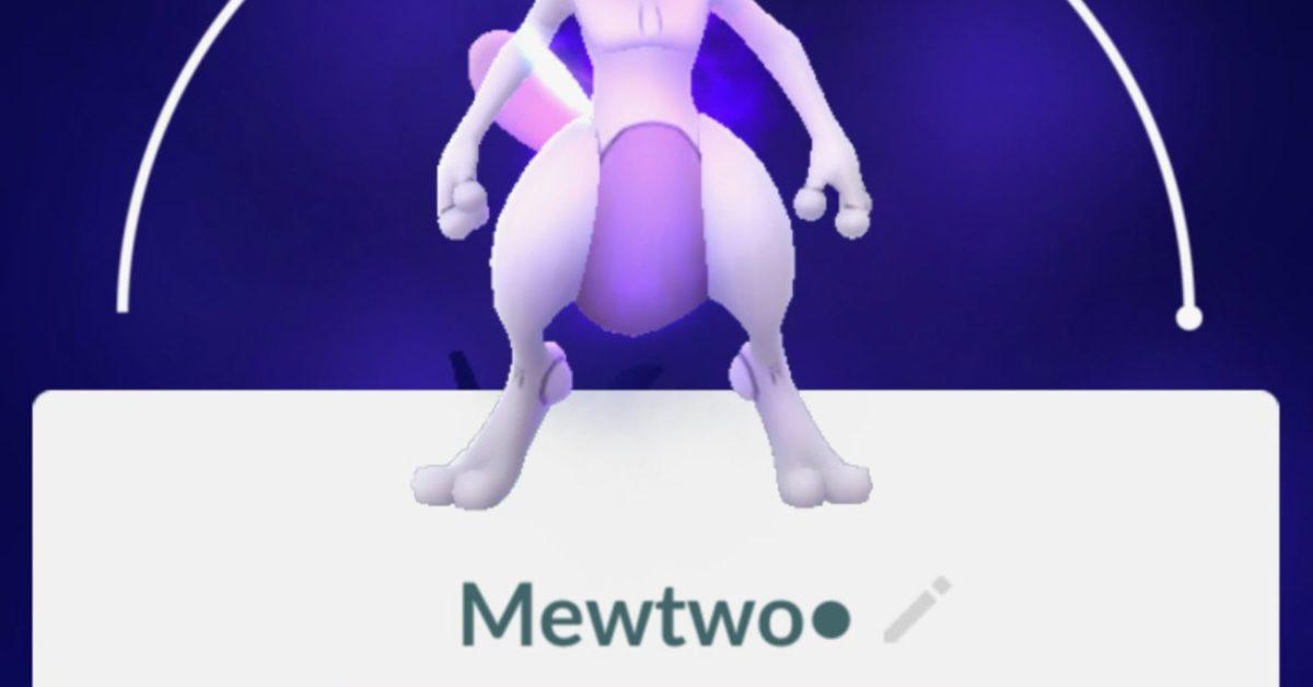 New Eggs & Shadow Mewtwo Coming To Pokémon GO