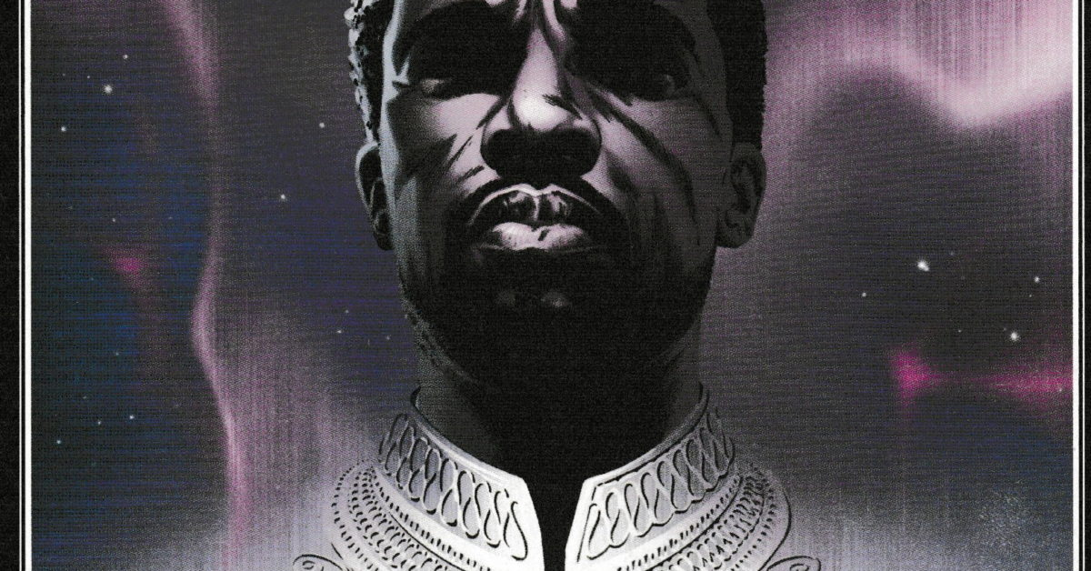 Joe Quesada Tribute to Chadwick Boseman in Marvel Comics Today