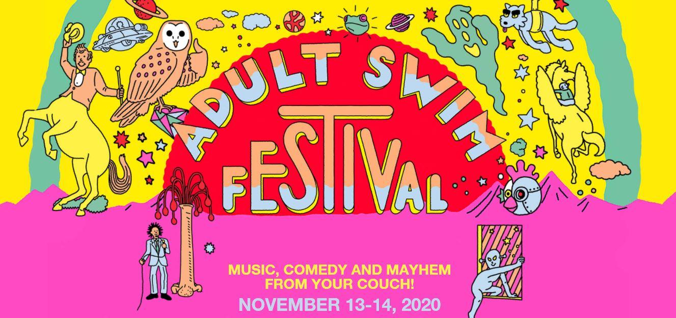 Adult Swim Fest: Rick and Morty, Run The Jewels/Cyberpunk 2077 & More