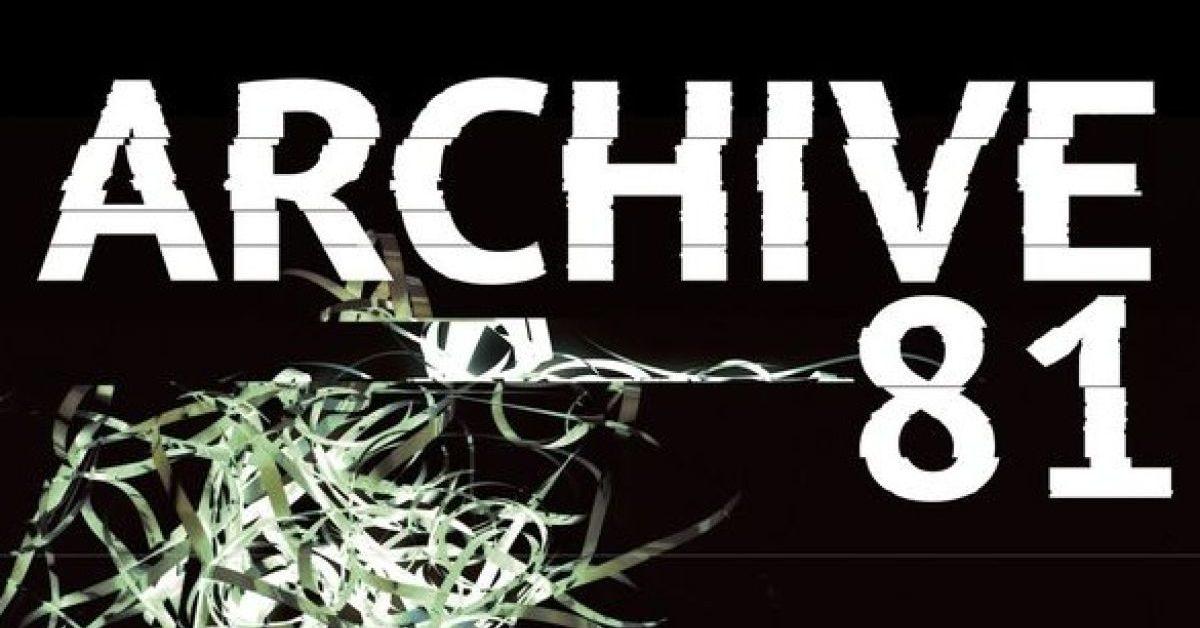Archive 81: Netflix, Sonnenshine, Thomas, Wan Team for Horror Series