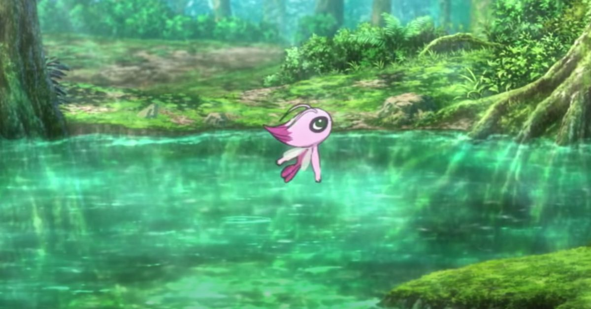 Is Shiny Celebi Coming To Pokémon GO In New Special Research?
