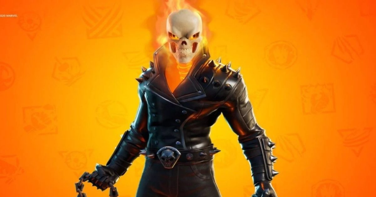 Fortnite Will Launch The Ghost Rider Cup On Wednesday