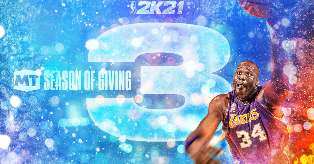 NBA 2K21 Officially Launches MyTeam Season 3 Today