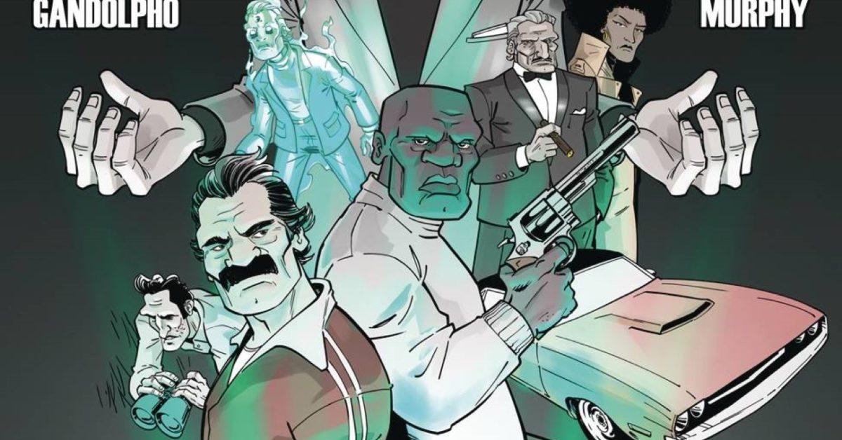Paranormal Hitmen #1 Launch in Behemoth Comics February 2021 Solicits
