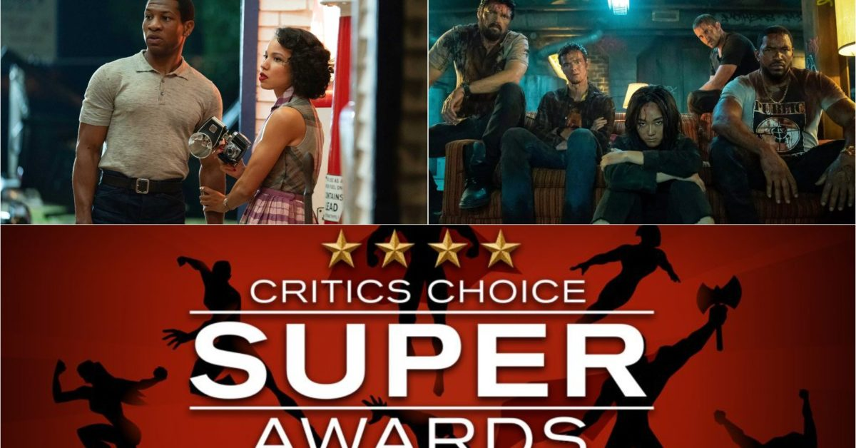 Critics Choice Super Awards: Lovecraft Country, The Boys Lead Noms
