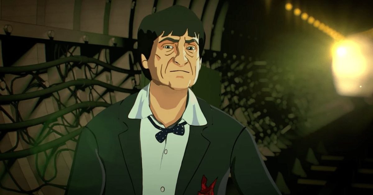 doctor who animated second doctor web of fear 16061546751 1200x628.