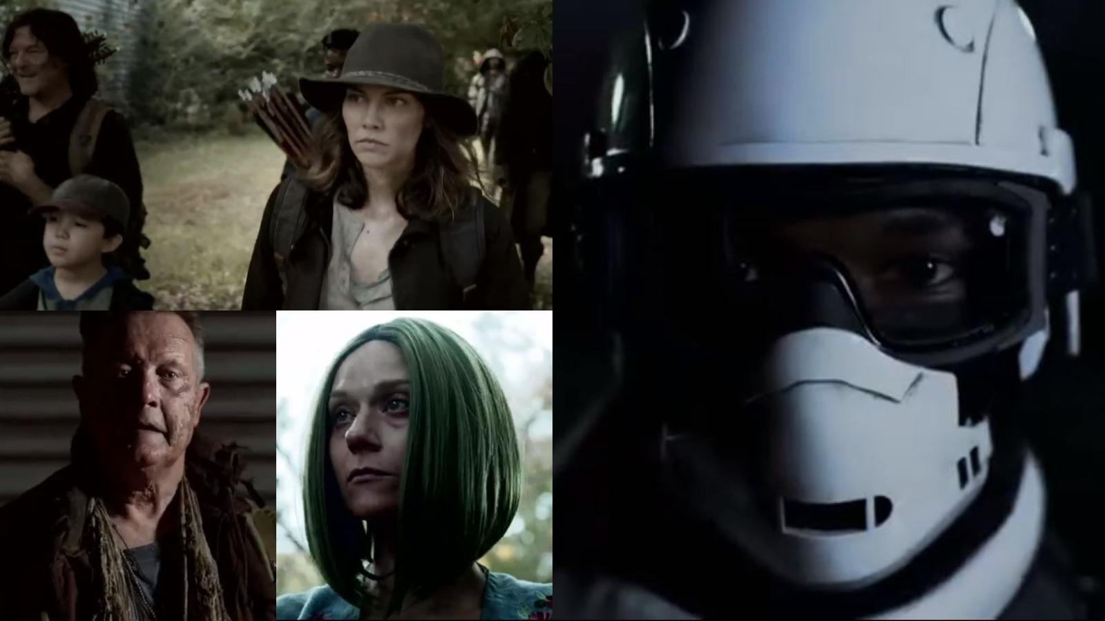 The Walking Dead Season 10 Preview: Is That Little Hershel We See?