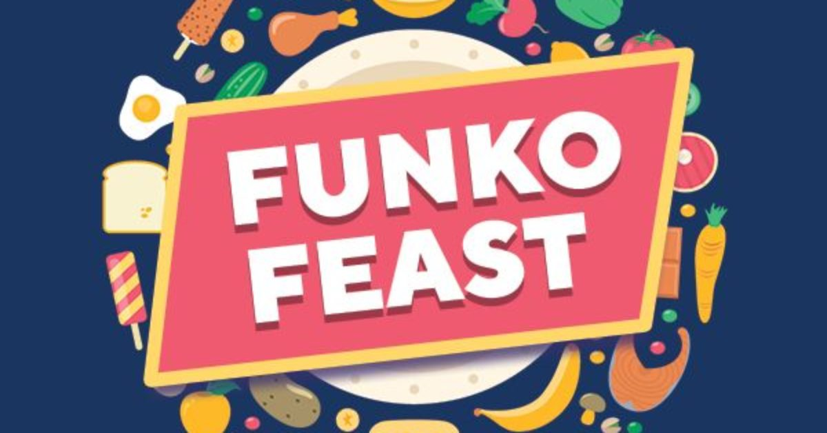 Funko Brings the Feast with New Shop Exclusives Today
