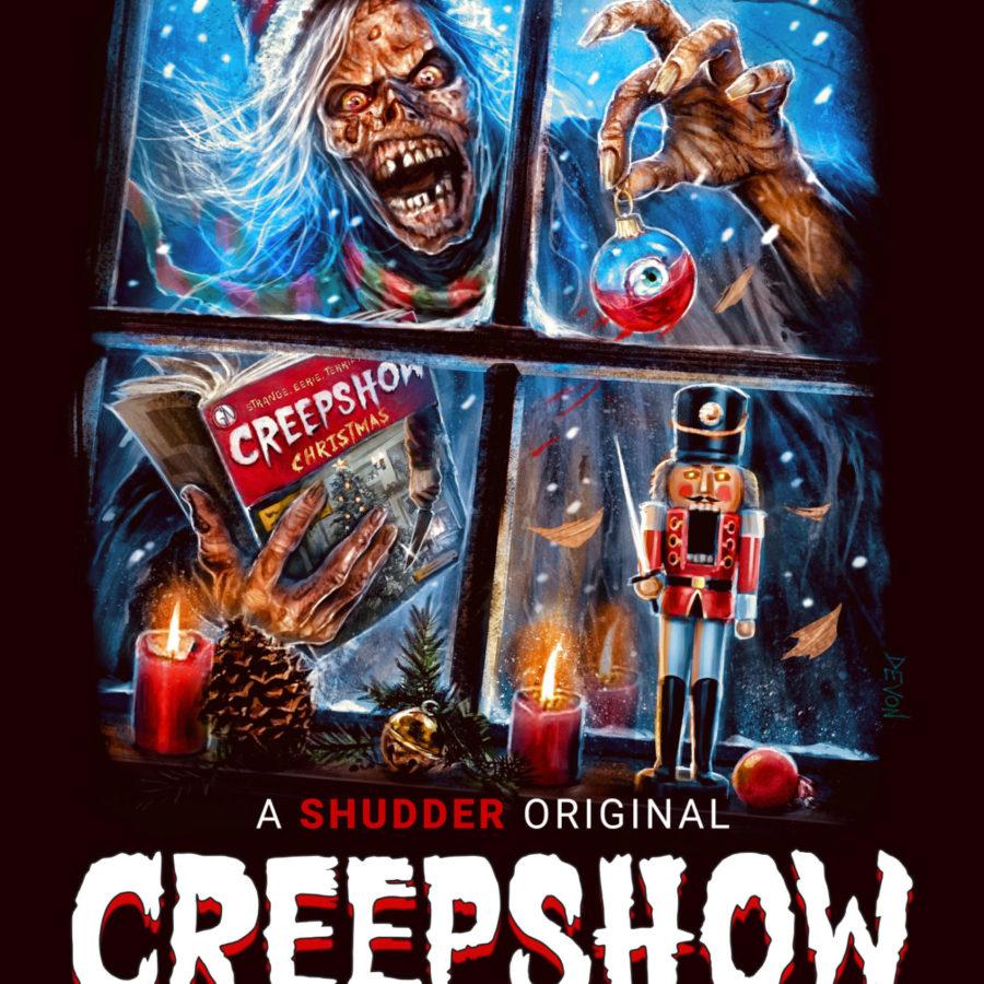 Amc Horror Christmas Trailer 2021 A Creepshow Holiday Special Official Trailer Brings The Ho Ho Horror