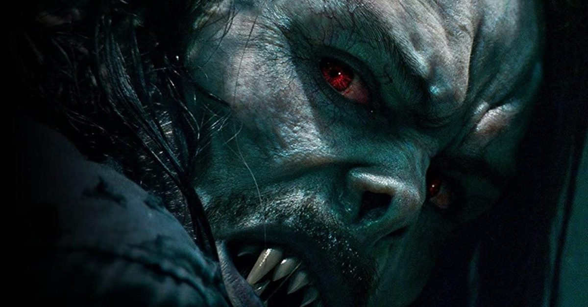 Sony Pictures Moves Morbius from March 2021 to October 2021