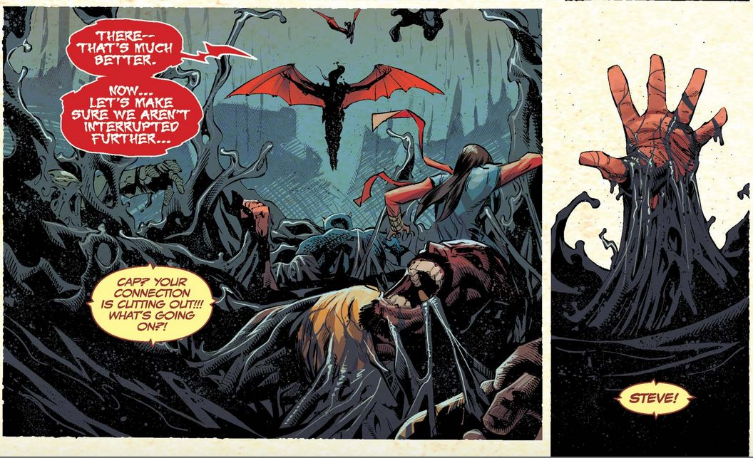 Symbiotes Make Quite The Mess In The King In Black (Spoilers)