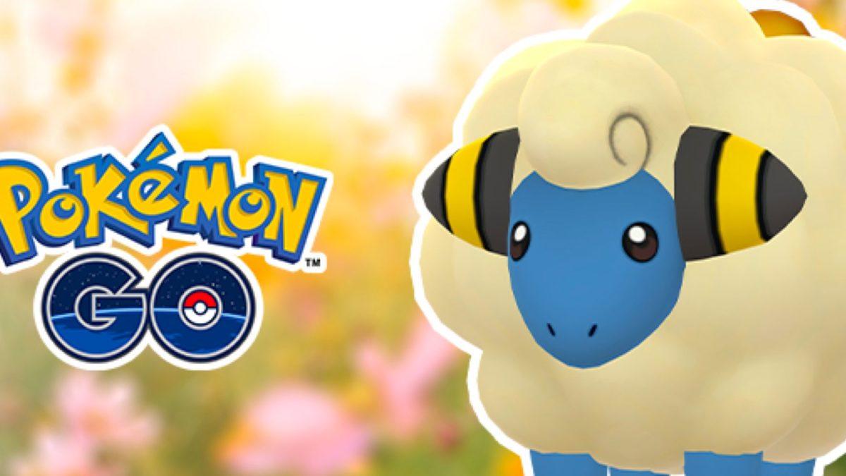 Electric Sheep Pokemon