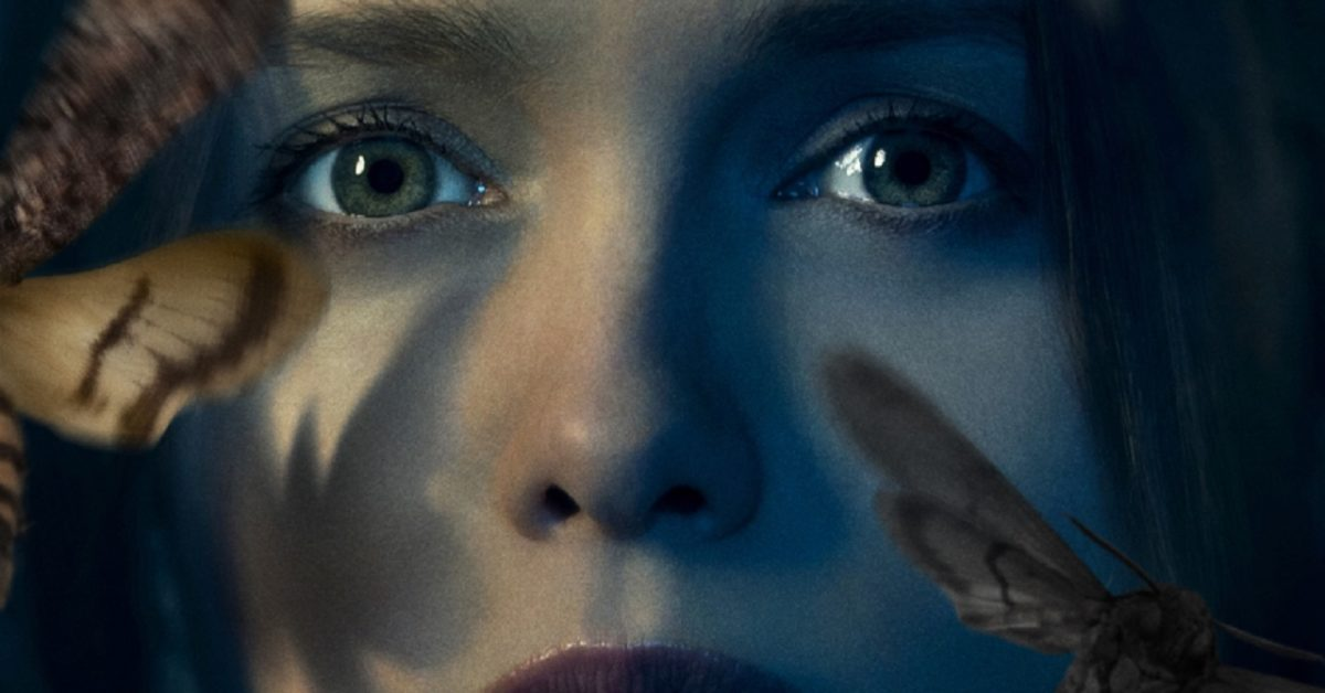 Clarice Preview Poster: Starling's Eyes Are The Window to The Horror - Bleeding Cool News