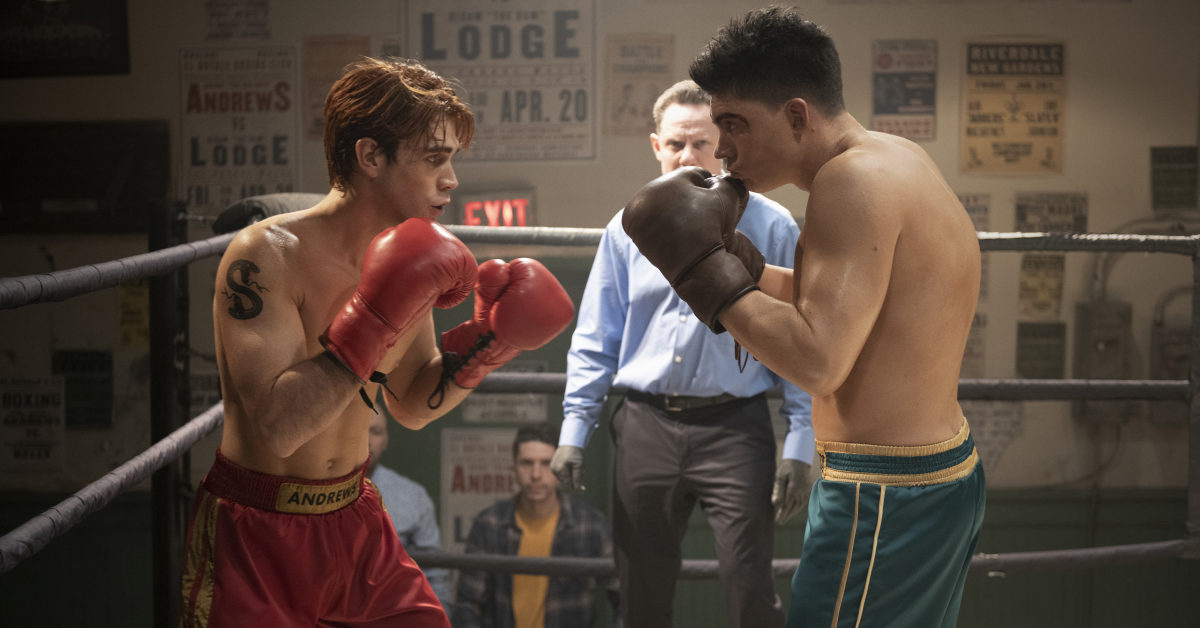 Riverdale: Roberto Aguirre-Sacasa Promises More Katy Keene Crossovers