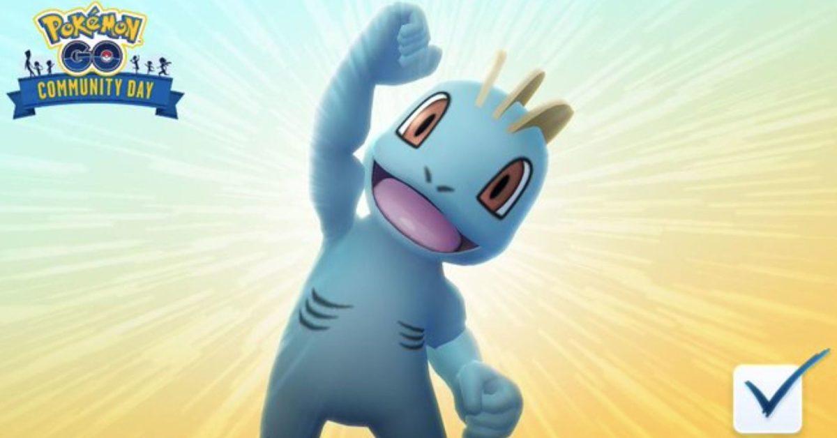 Pokémon GO Machop Community Day 2021 Review