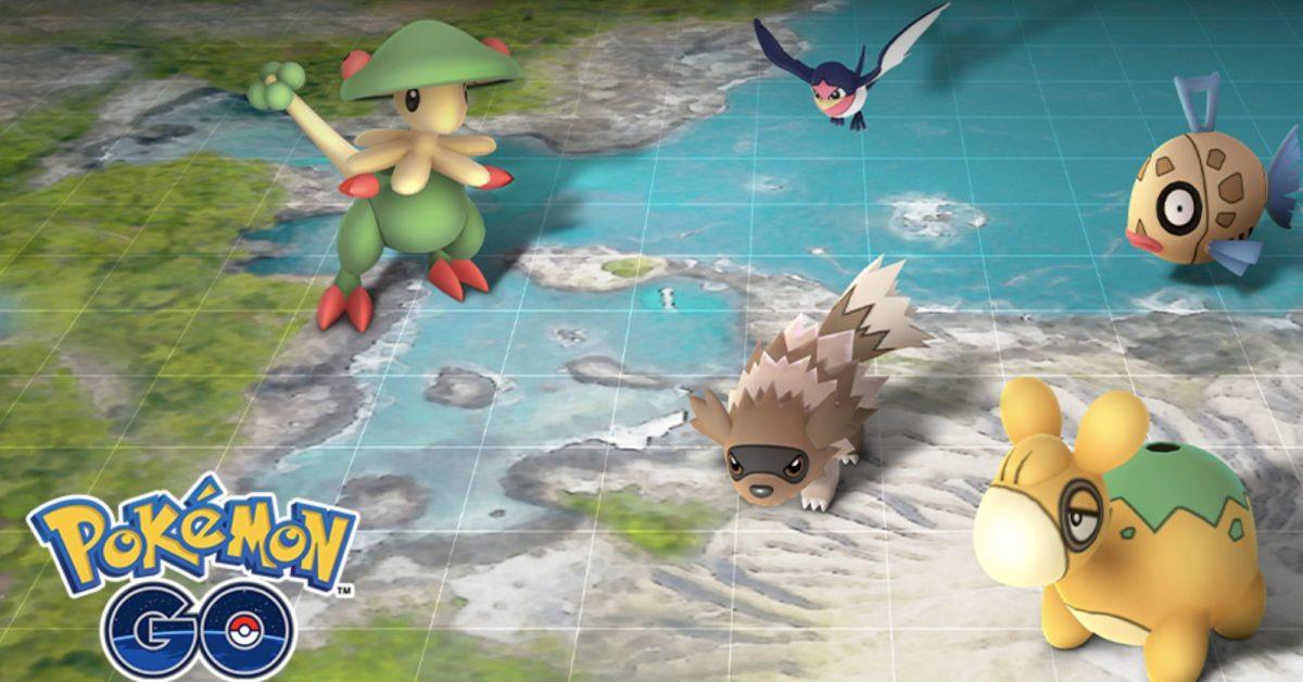 Pokémon GO Hoenn Celebration 2021 Event Review