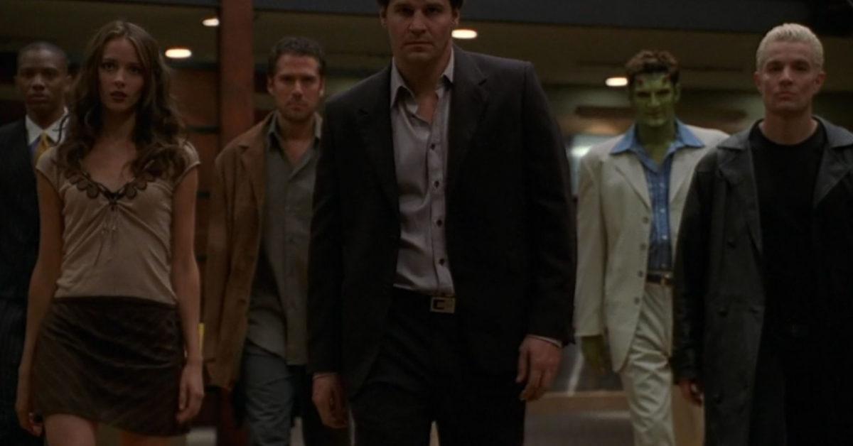 Buffy, Angel Star David Boreanaz Posts Support for Charisma Carpenter - Bleeding Cool News