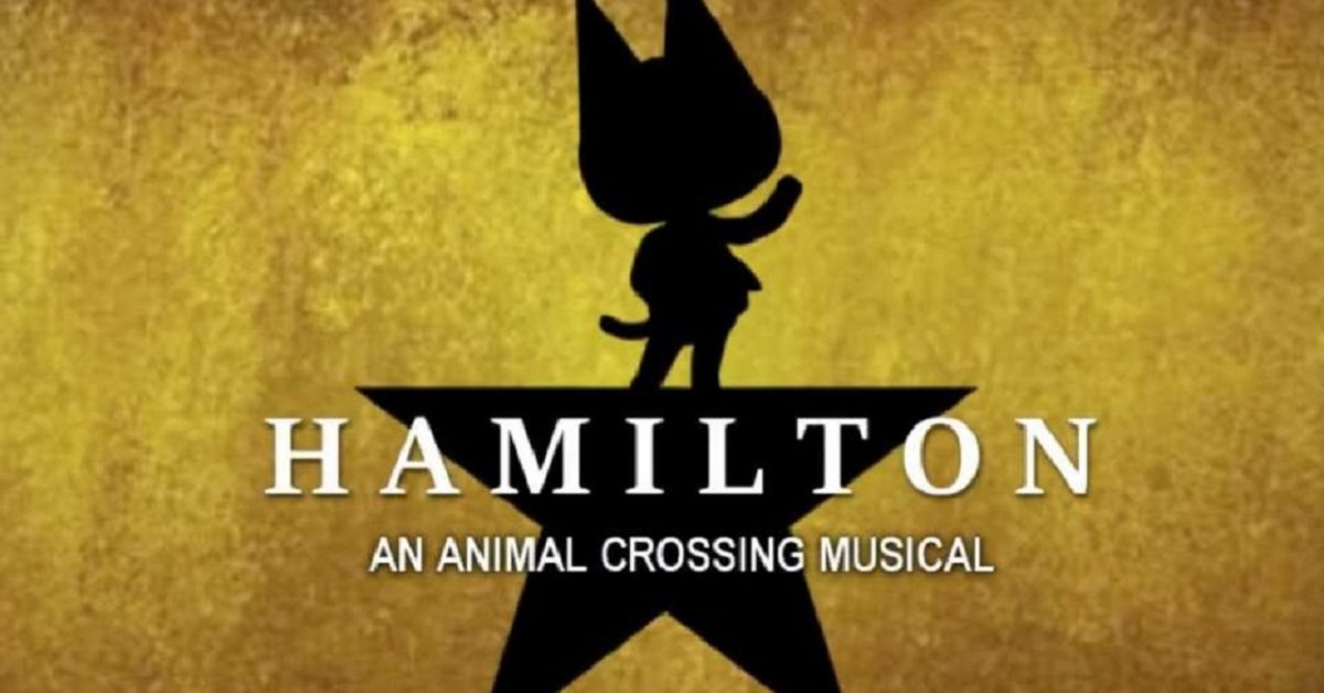 Someone Made The First Act Of Hamilton Entirely In Animal Crossing - Bleeding Cool News