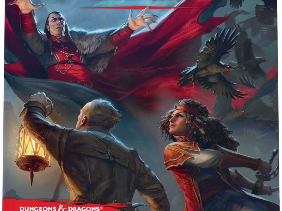 Dungeons & Dragons Announces Van Richten's Guide To Ravenloft