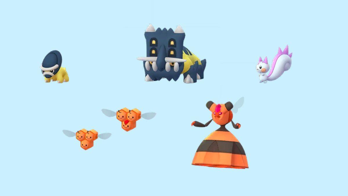 The Unreleased Sinnoh Shinies In Pokémon GO – Part Two