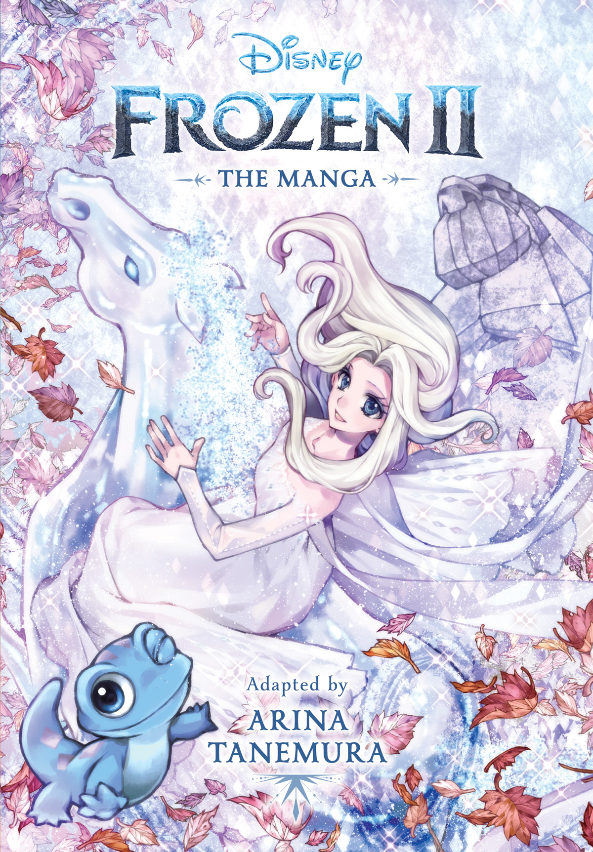 Frozen 2 Manga is a Fan's Personal Adaptation of the Movie