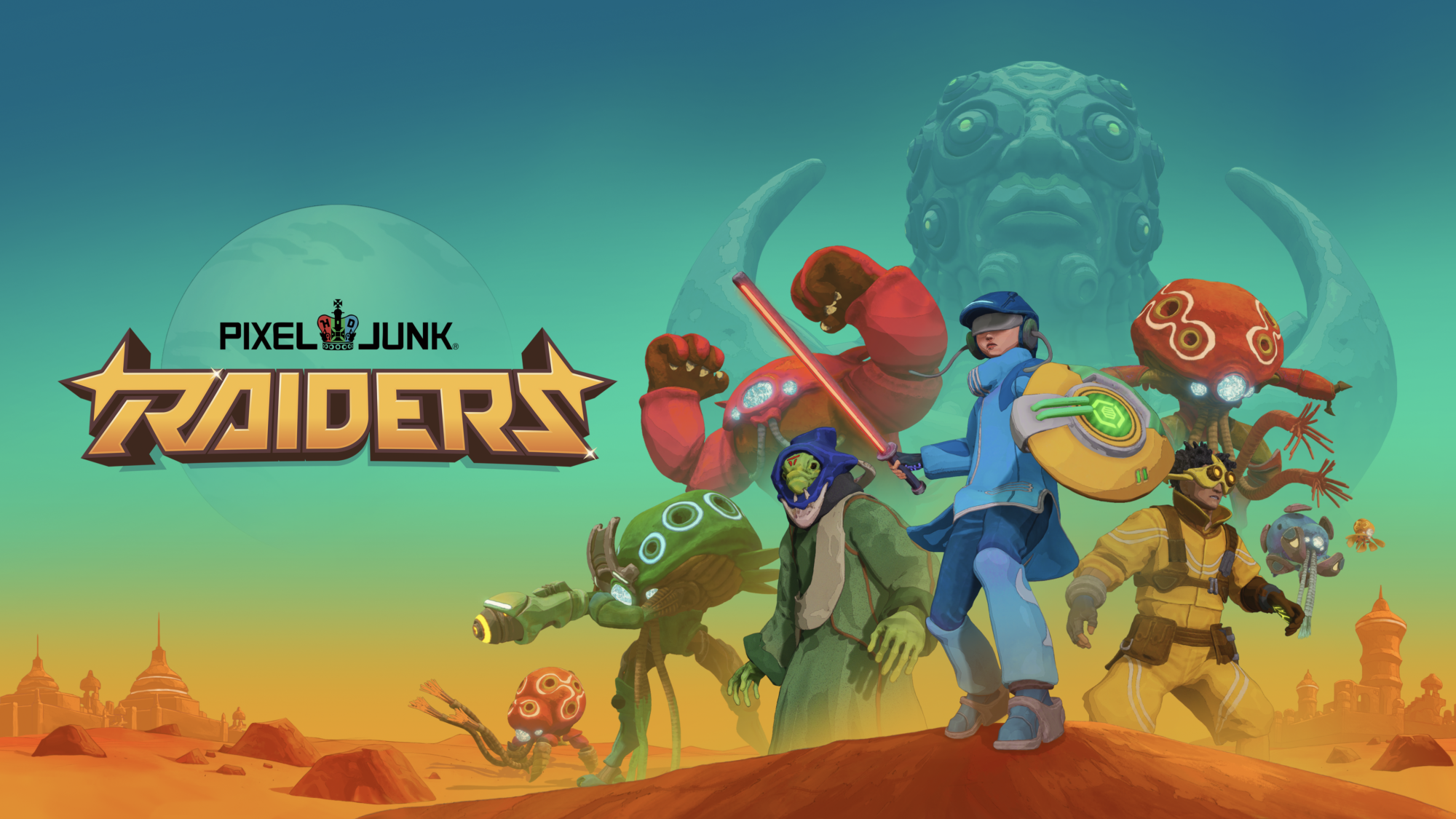 Google Reveals New Exclusive Stadia Title With PixelJunk Raiders