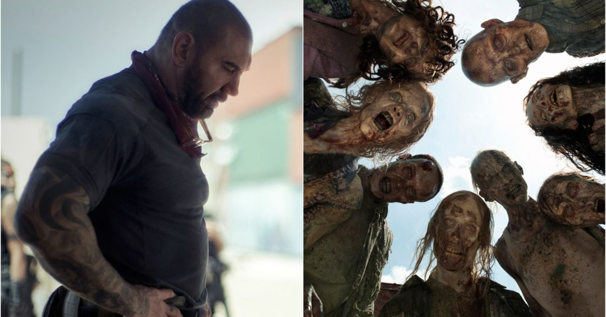 The Walking Dead Told Dave Bautista He Was Too Big to Be a Walker? - Bleeding Cool News