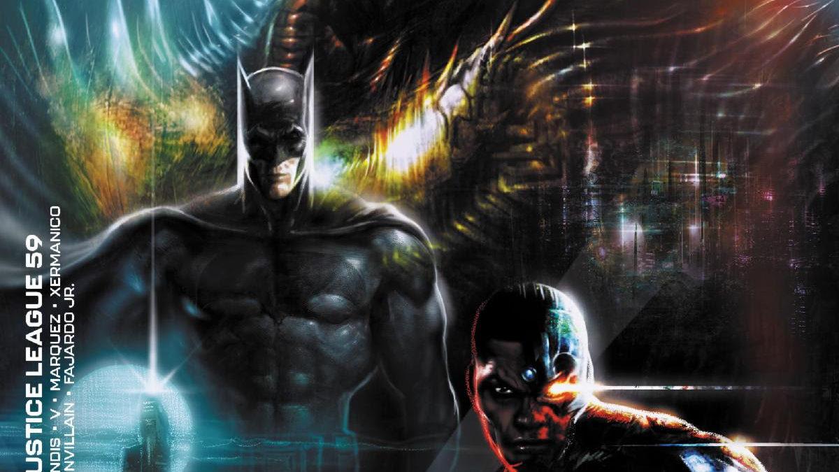 JUSTICE LEAGUE #59 Lee Bermejo Snyder Cut Variant DC NM 3//16 PreSell