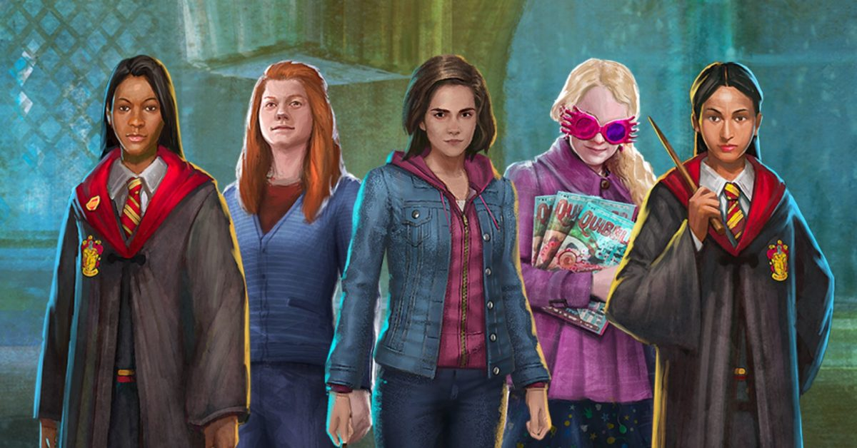 Harry Potter: Wizards Unite Celebrates International Women's Day