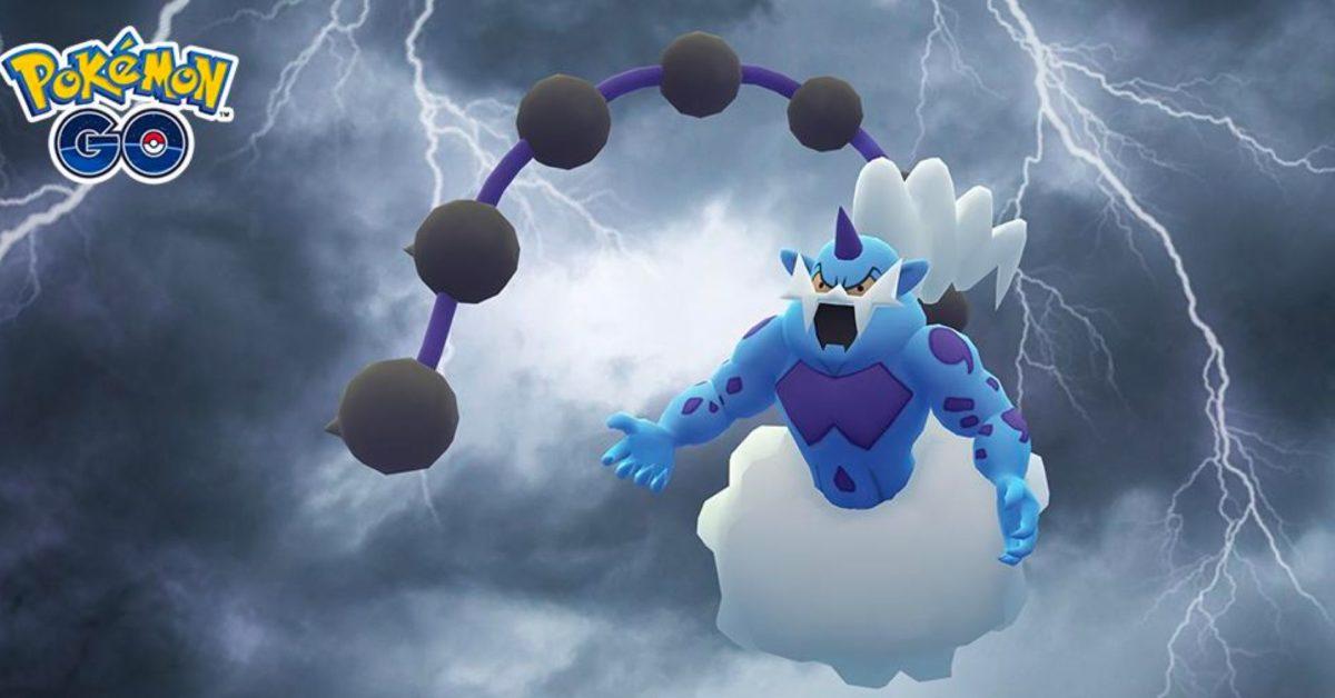 Incarnate Thundurus Raid Guide For Pokémon GO Players: March 2021 - Bleeding Cool News