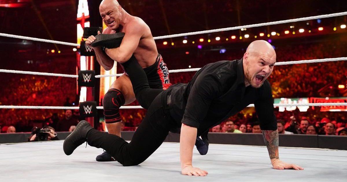 Is AEW Teasing Kurt Angle As Their Big Hall of Famer Signing?