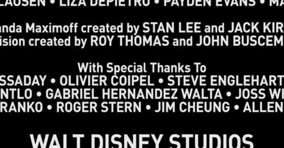 WandaVision Credits Remove Jim Shooter, Add Gerry Conway & Mike Ploog