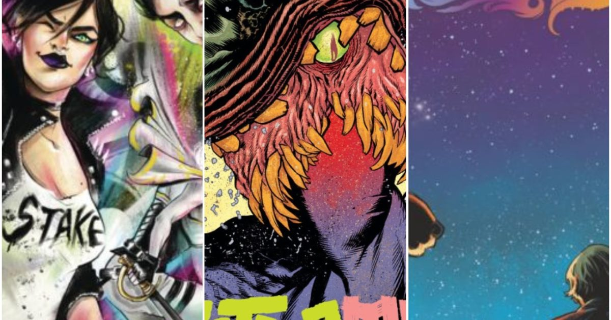 PrintWatch: Ultramega, Power Rangers, Specter Inspectors, Stake