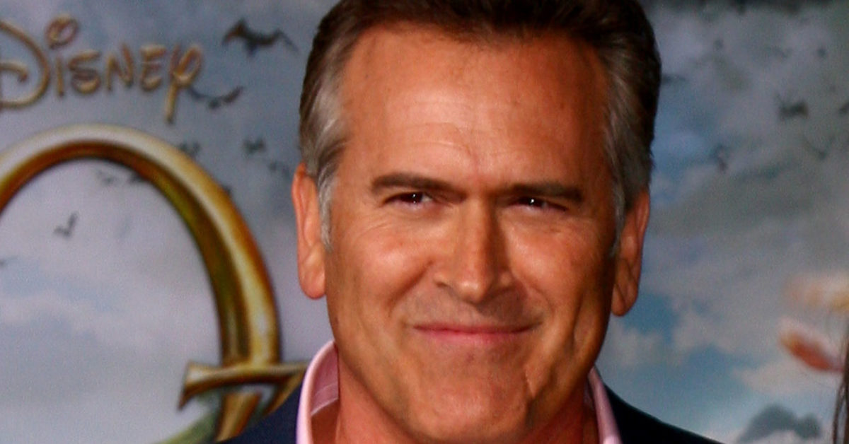 Bruce Campbell All But Confirms He Is In Doctor Strange 2