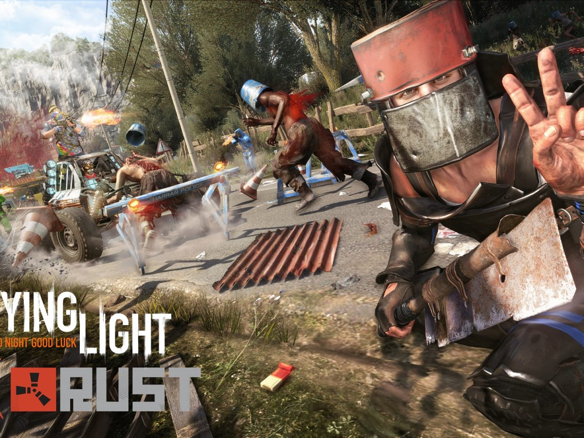 Dying Light Has Launched Its Rust Crossover On PC Today