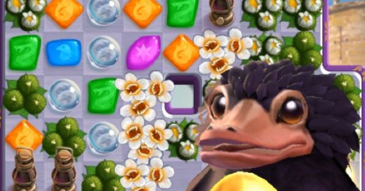 Harry Potter: Puzzles & Spells Launches An Easter Event