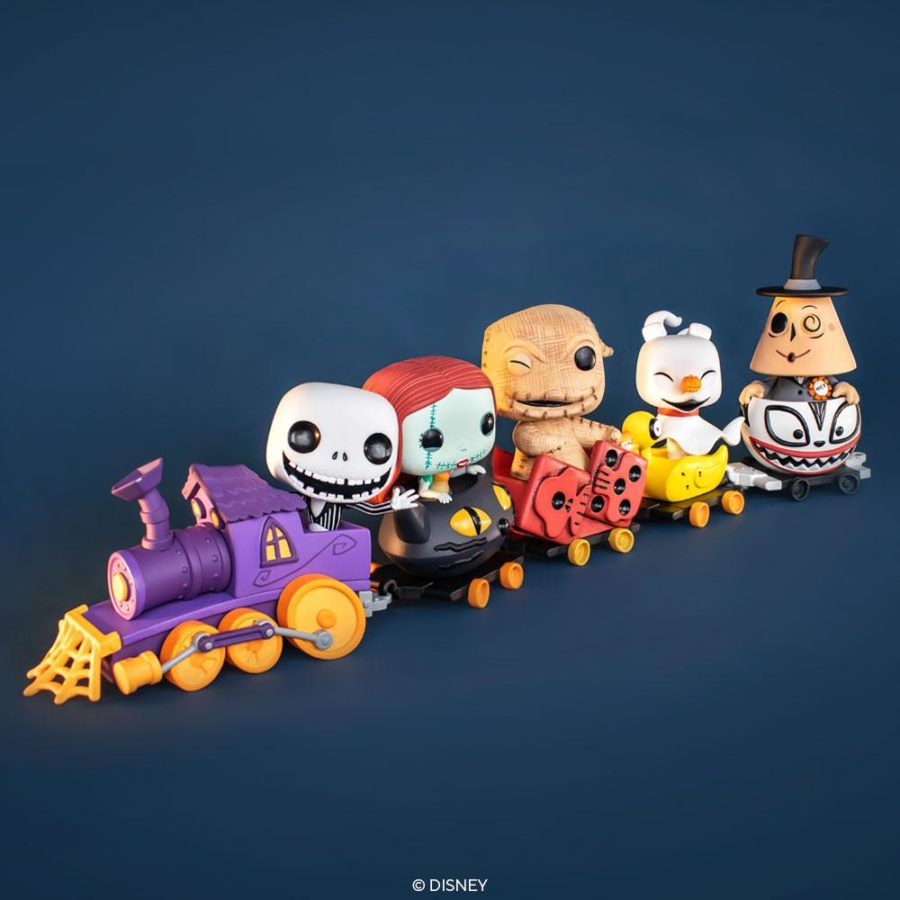 The Nightmare Before Christmas Pulls Into The Station For Funkoween