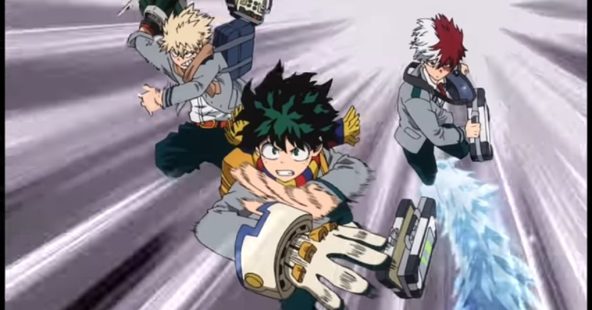 My Hero Academia Live-Action Film Has Hired A Director - Bleeding Cool News