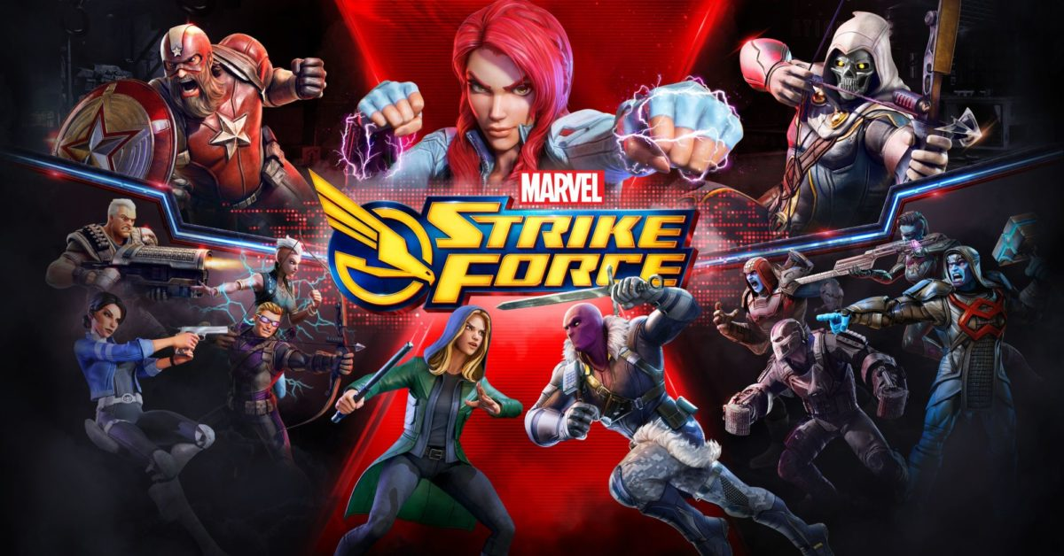 Marvel Strike Force Is Throwing A Black Widow Event - Bleeding Cool News