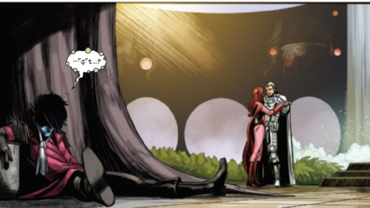 What's Up With Wanda Maximoff, Scarlet Witch, At Marvel? (Spoilers)
